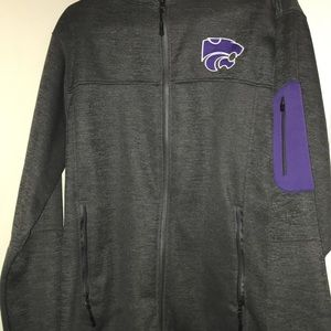 K-STATE jacket and sweatpants!!!